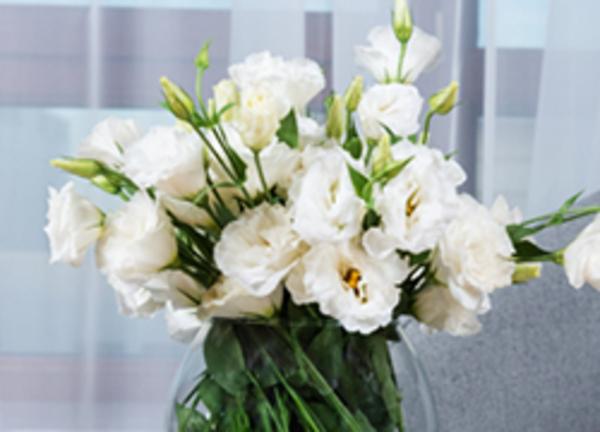 魅力的な花の飾り方サムネイル